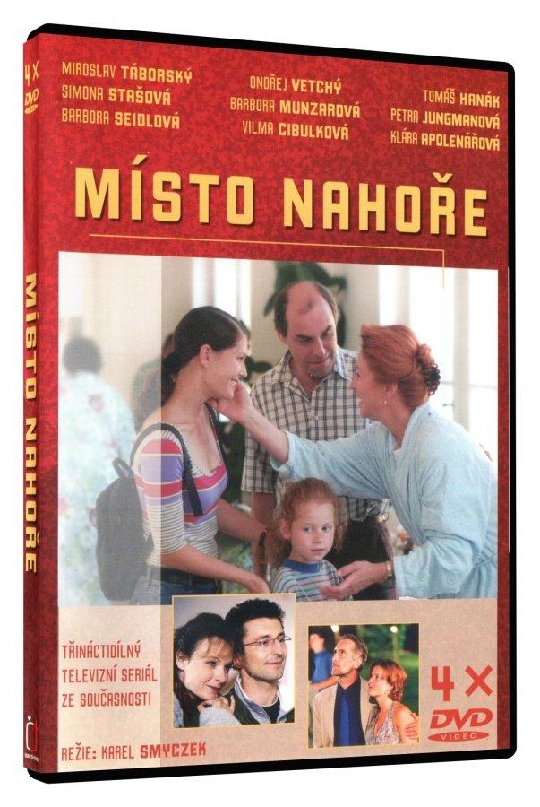 Místo nahoře (4 DVD)