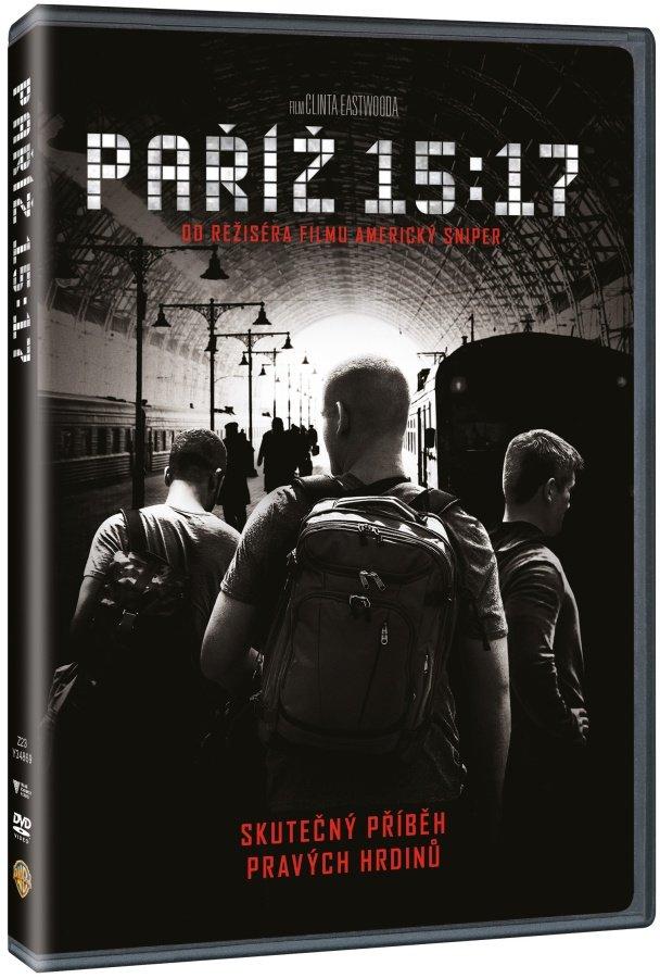 Paříž 15:17 (DVD)