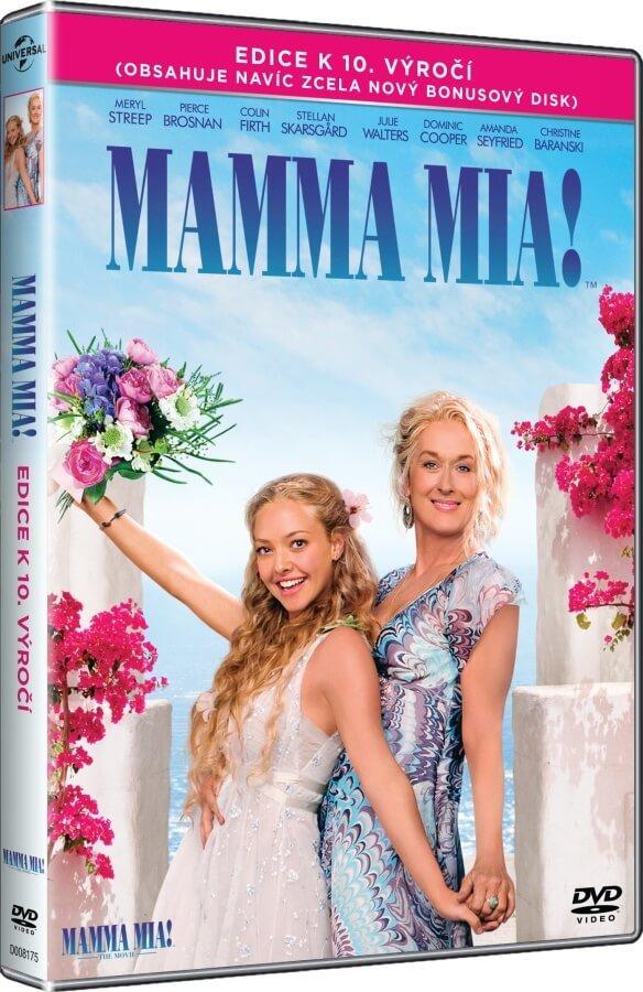 Mamma Mia! (2 DVD) - edice 10. výročí