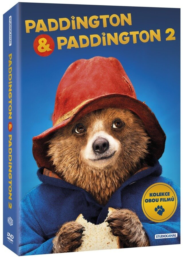 Paddington kolekce 1-2 (2 DVD)