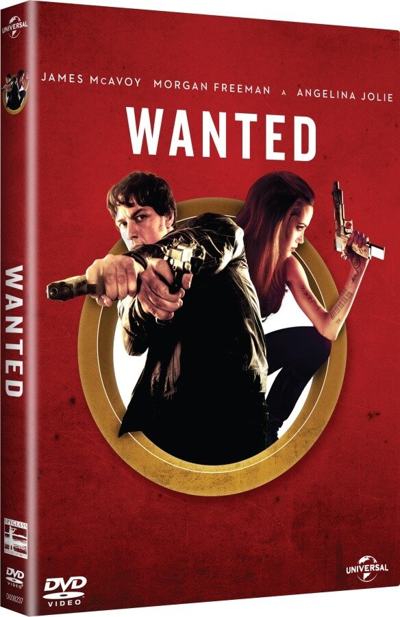 Wanted (DVD) - edice BEST OF UNIVERSAL