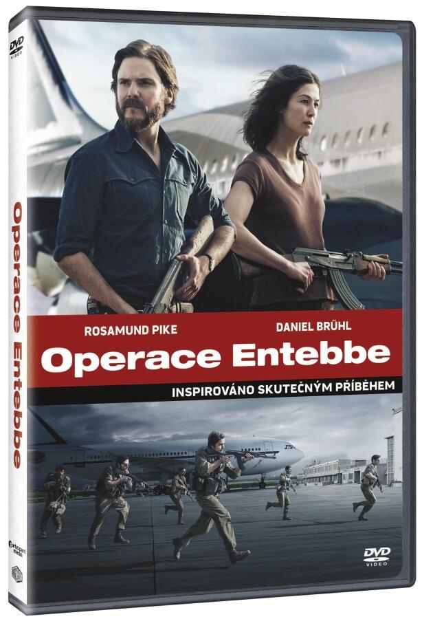 Operace Entebbe (DVD)