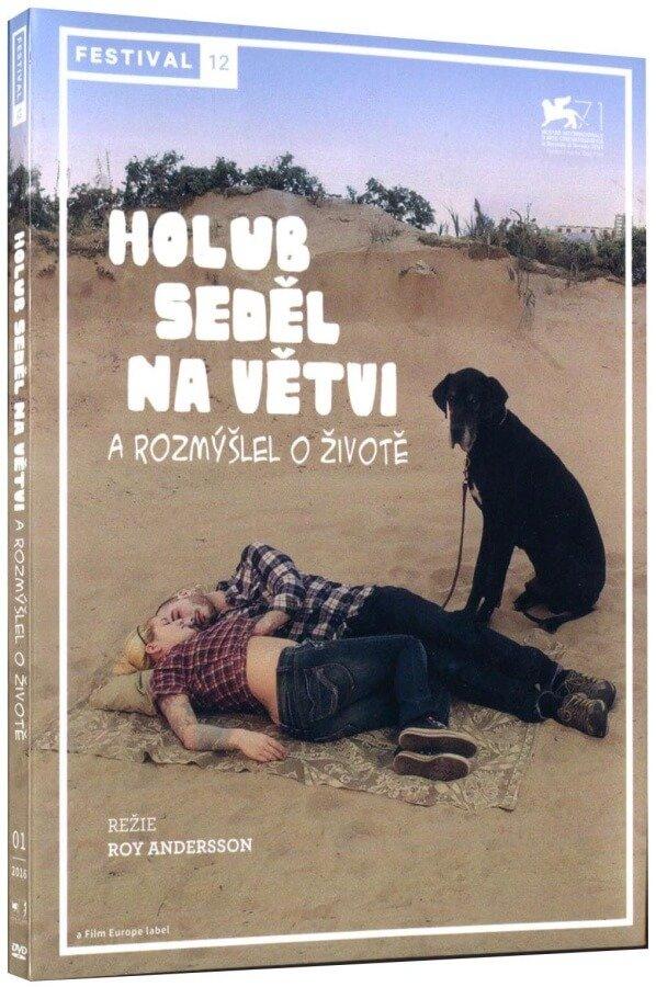Holub seděl na větvi a rozmýšlel o životě (DVD)