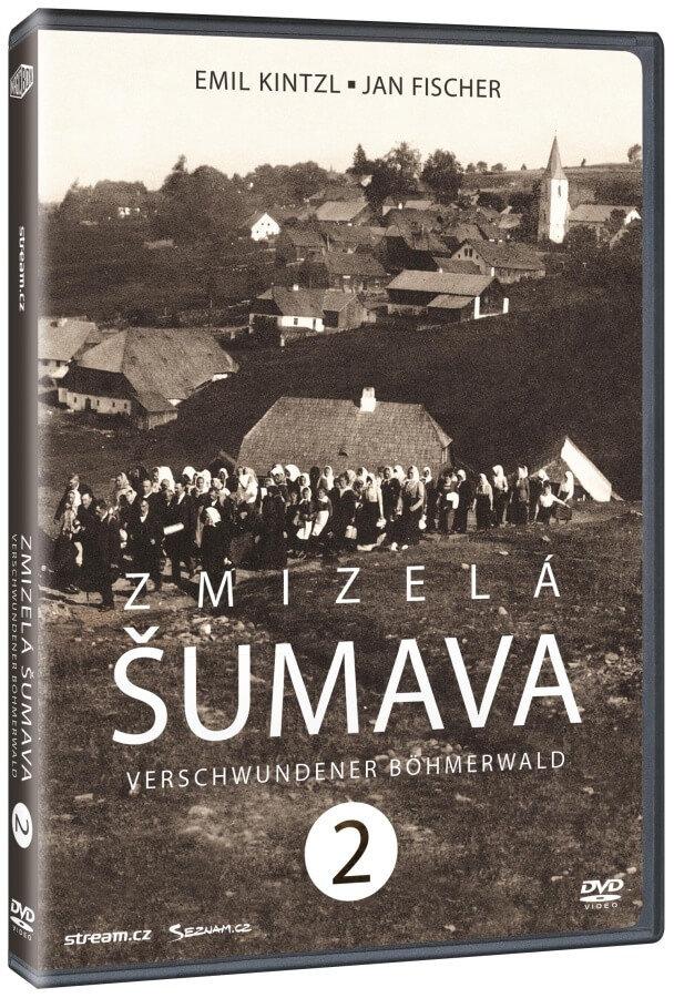 Zmizelá Šumava 2 (DVD)