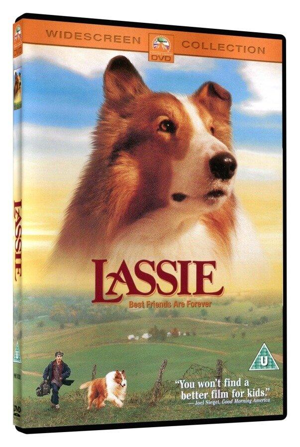 Lassie (DVD) - DOVOZ
