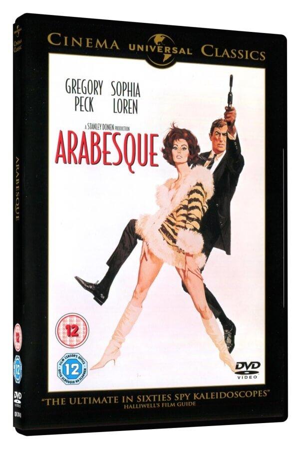 Arabeska (DVD) - DOVOZ