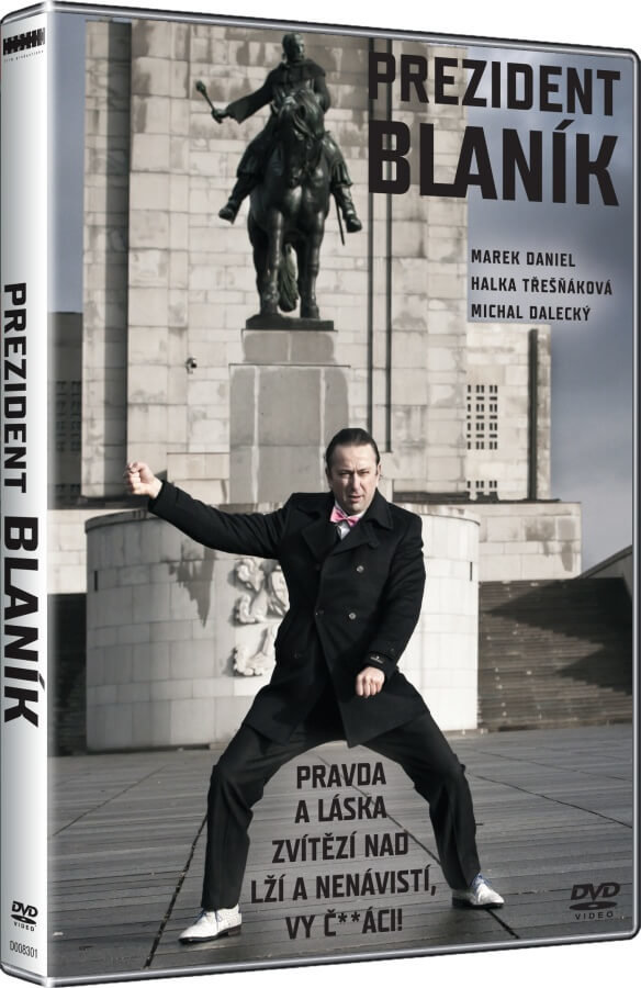 Prezident Blaník (DVD)