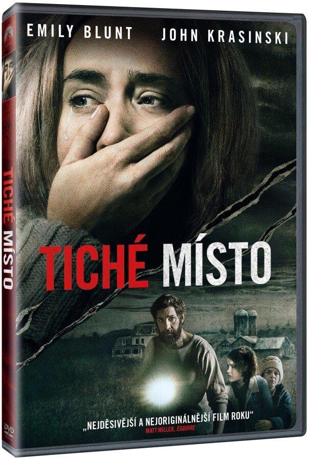 Tiché místo (DVD)