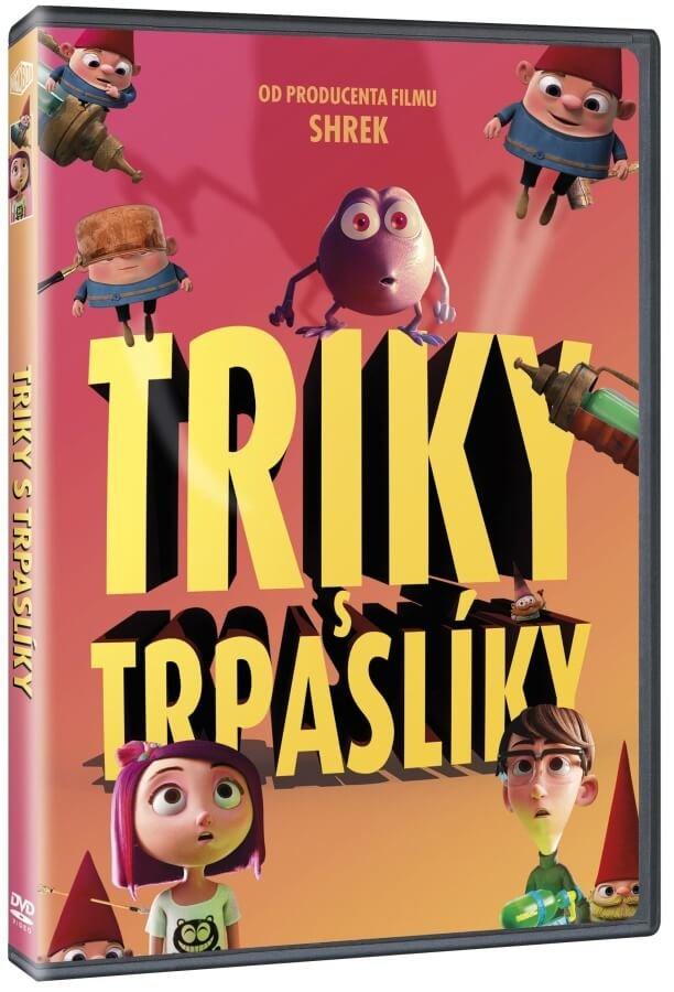 Triky s trpaslíky (DVD)