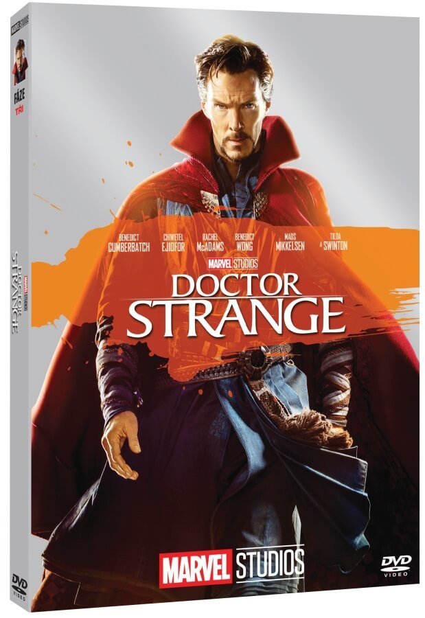 Doctor Strange (DVD) - edice MARVEL 10 let