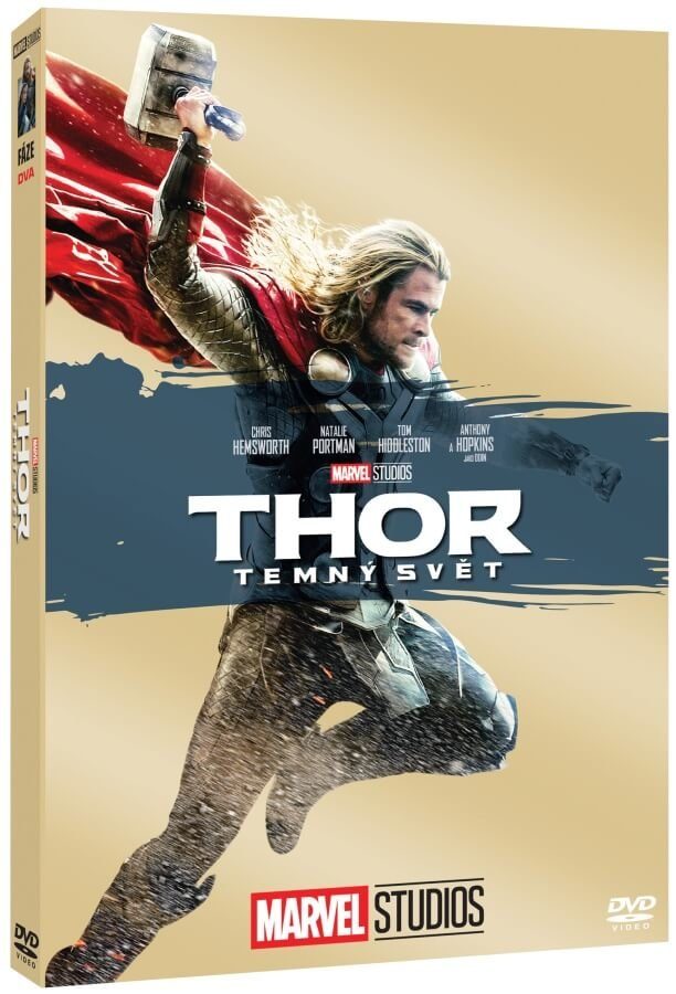 Thor 2: Temný svět (DVD) - edice MARVEL 10 let