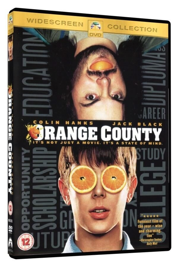 Orange County (DVD) - DOVOZ