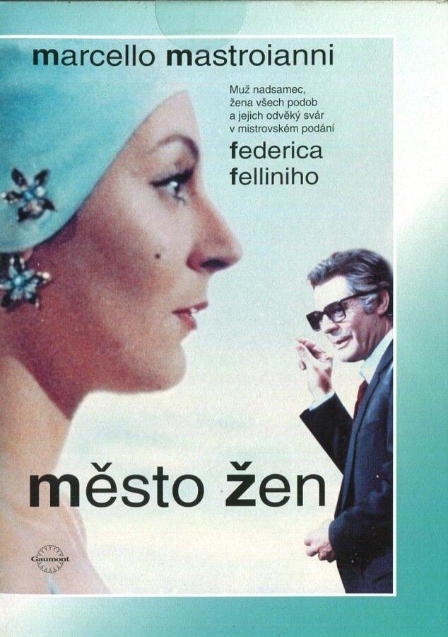 Město žen (DVD) (papírový obal)