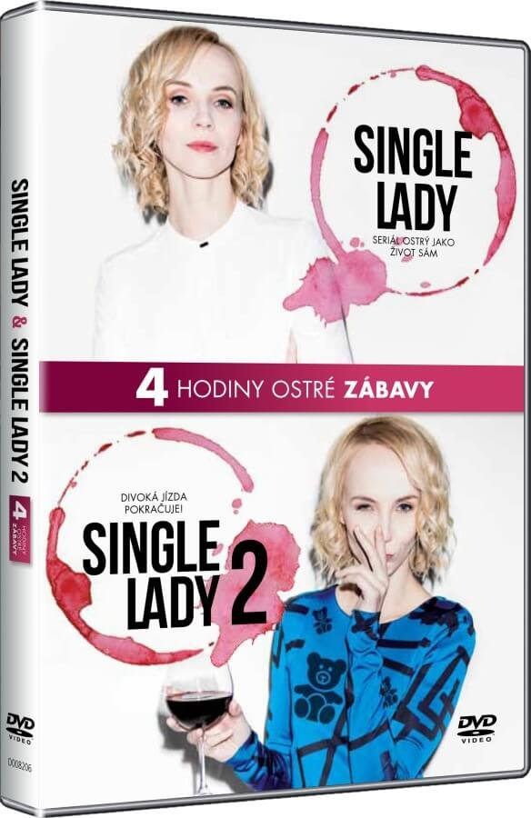 Single Lady 1-2 (DVD) - seriál