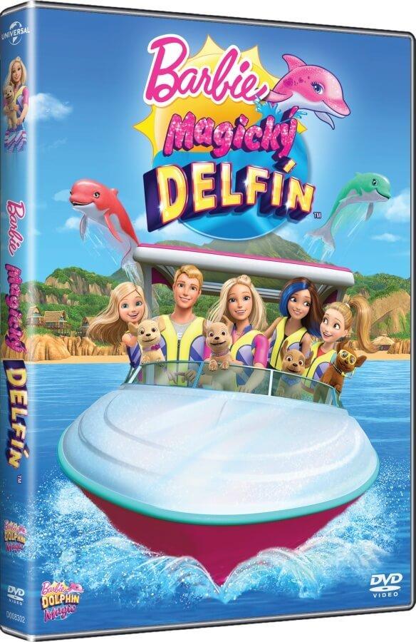 Barbie - Magický delfín (DVD)