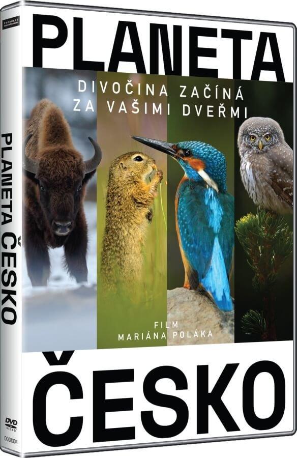 Planeta Česko (DVD)