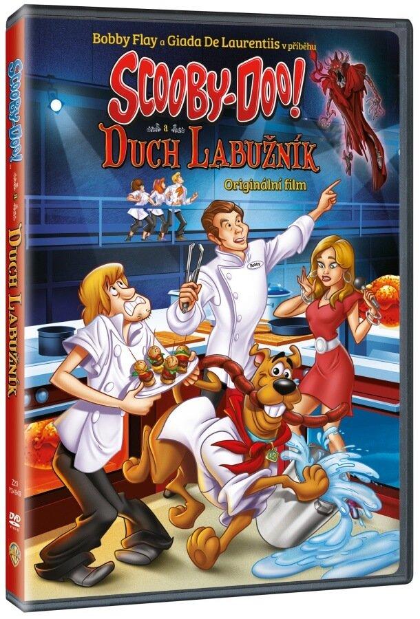 Scooby-Doo a Duch labužník (DVD)