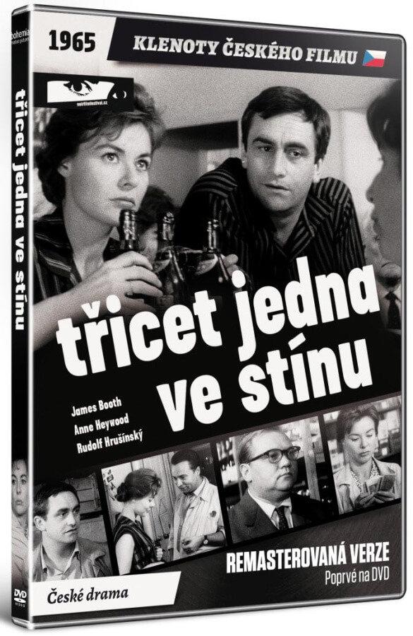 Třicet jedna ve stínu (DVD) - remasterovaná verze