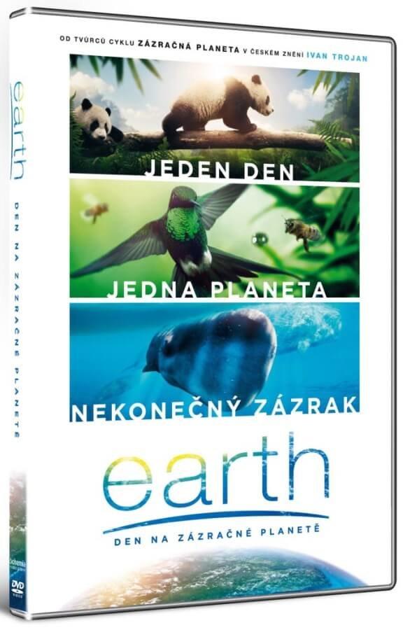Earth: Den na zázračné planetě (DVD)