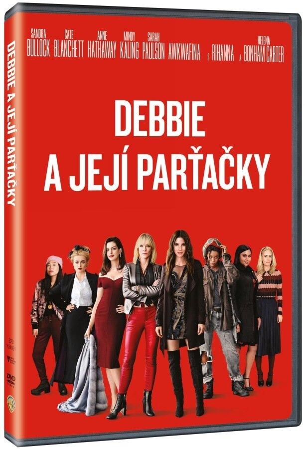 Debbie a její parťačky (DVD)