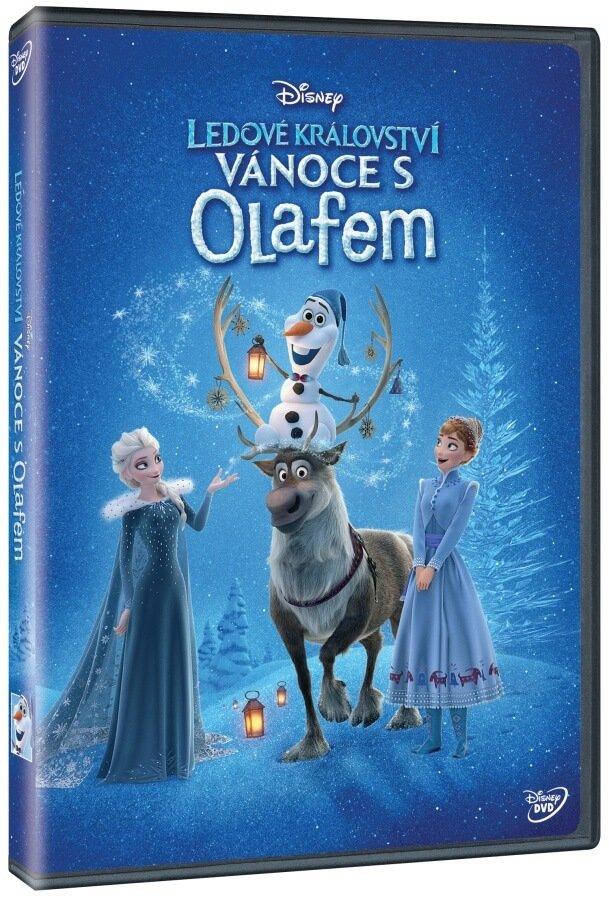 Ledové království: Vánoce s Olafem (DVD) - krátký film
