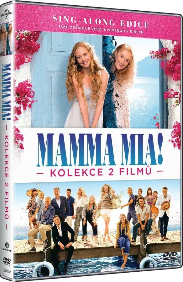 Mamma Mia! 1-2 kolekce (2 DVD)
