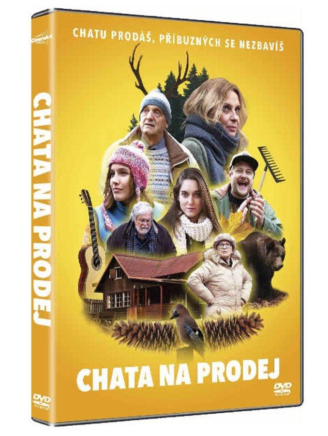 Chata na prodej (DVD)