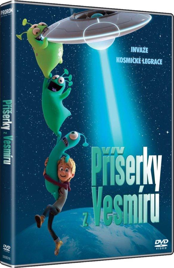Příšerky z vesmíru (DVD)