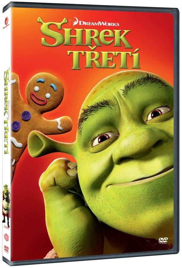 Shrek Třetí (DVD)