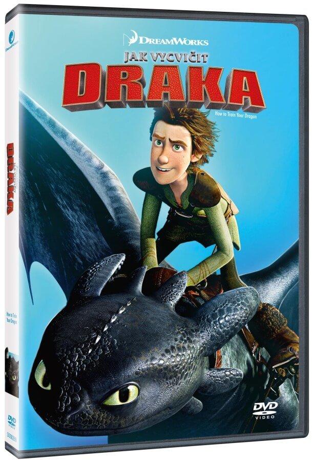 Jak vycvičit draka (DVD)