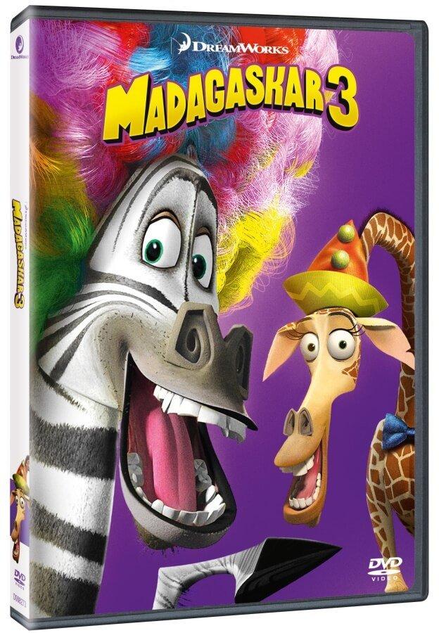 Madagaskar 3 (DVD)