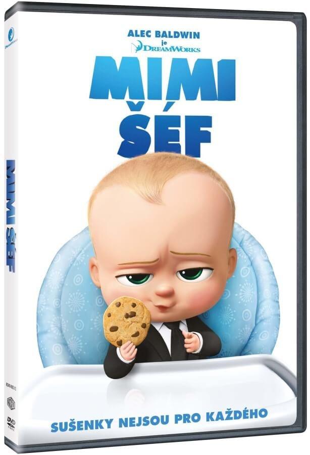 Mimi šéf (DVD) - edice BIG FACE II.