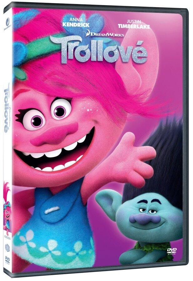 Trollové (DVD)