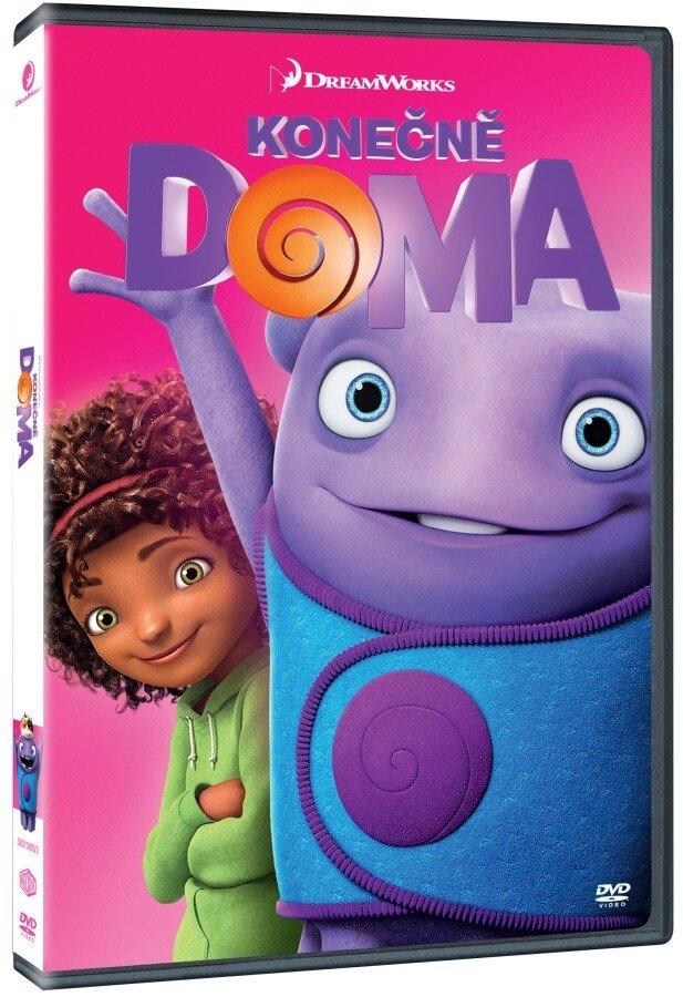 Konečně doma (DVD)