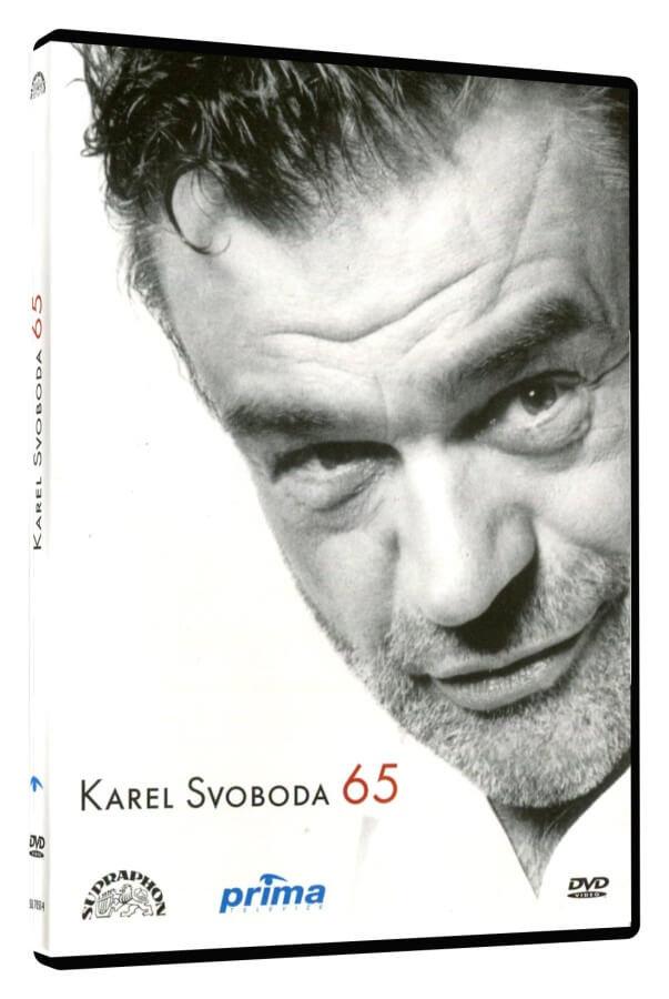Karel Svoboda 65 (DVD)