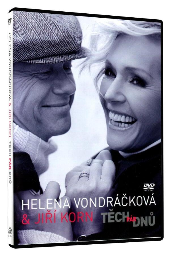 Helena Vondráčková, Jiří Korn: Těch pár dnů (DVD)