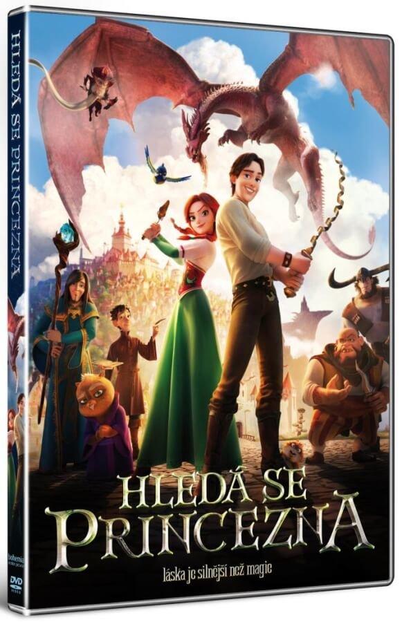 Hledá se princezna (DVD)