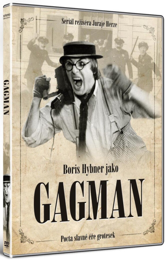 Gagman (DVD) - seriál