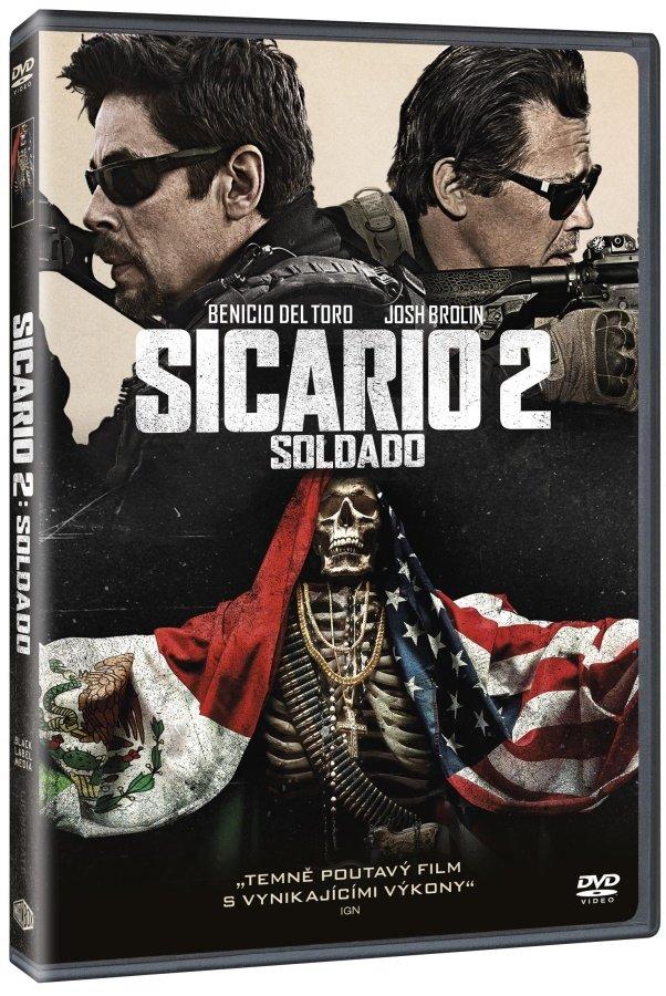 Sicario 2: Soldado (DVD)