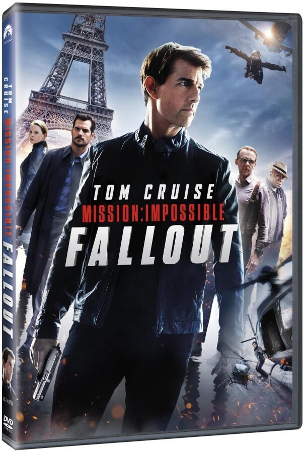 Mission: Impossible 6: Fallout (DVD)