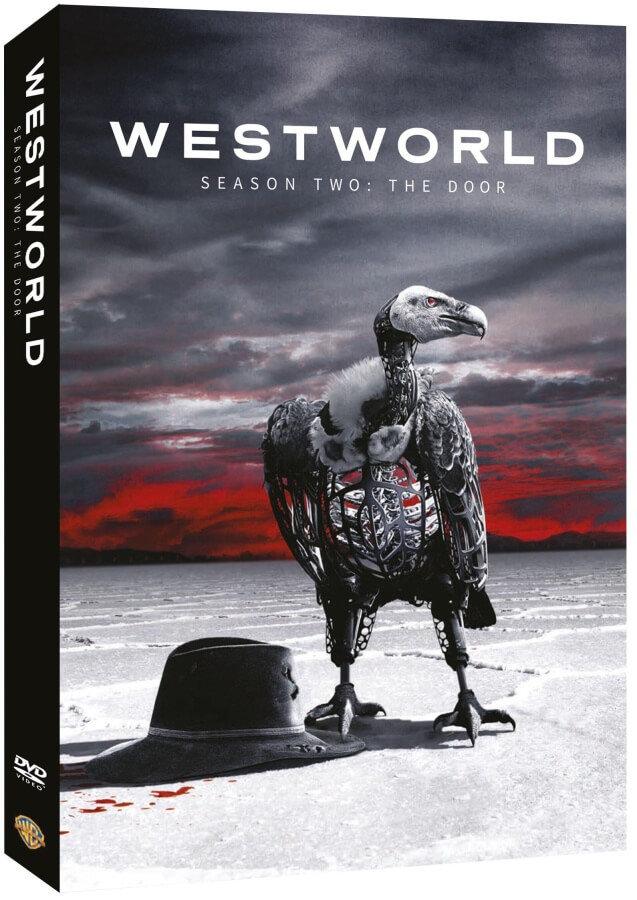 Westworld 2. série (3 DVD) - HBO seriál