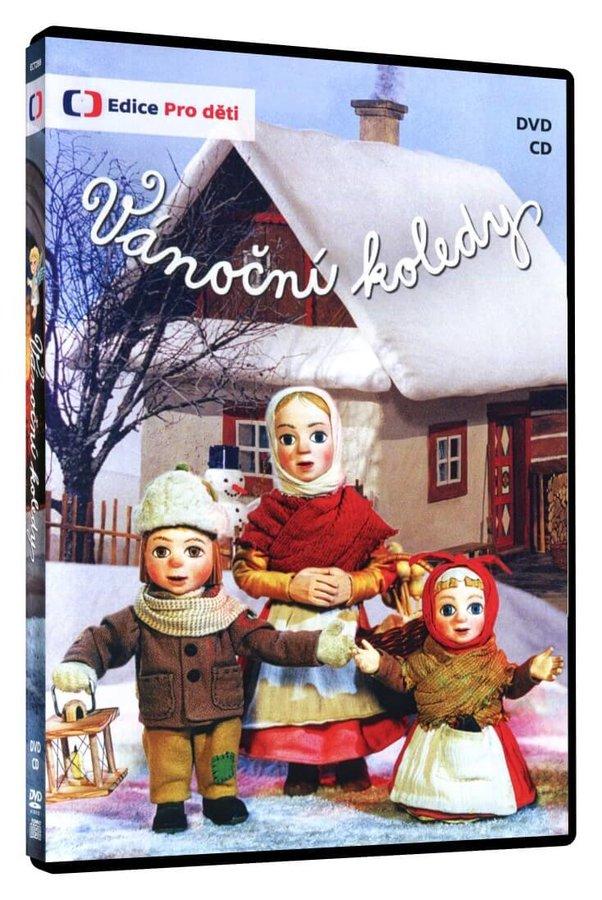 Vánoční koledy (DVD+CD)