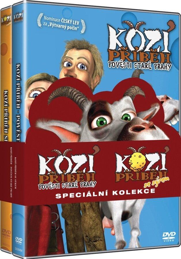Kozí příběh 1-2 kolekce (2 DVD)
