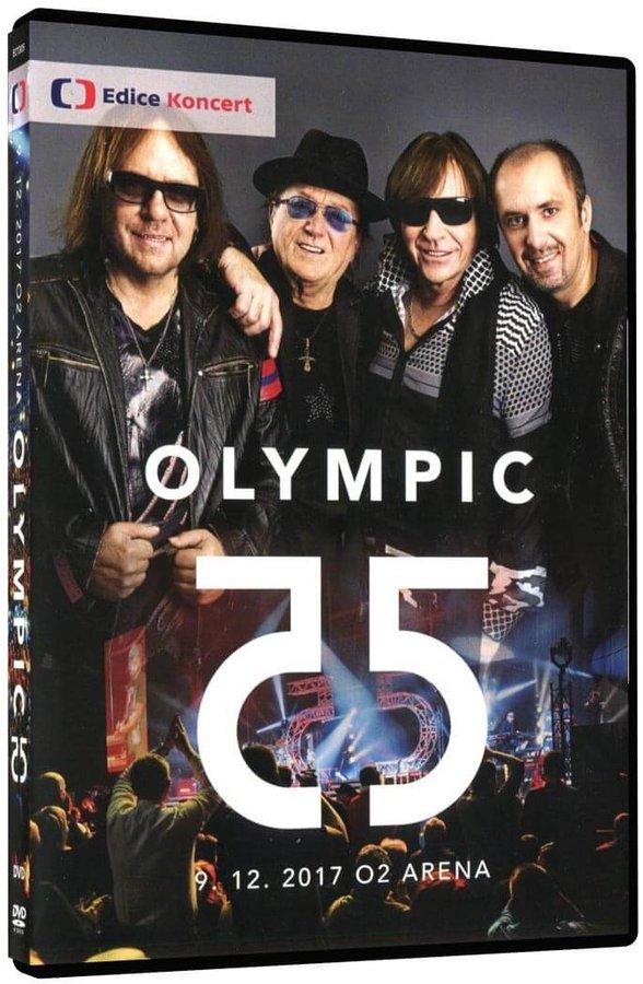Olympic: 55 (DVD) - záznam koncertu