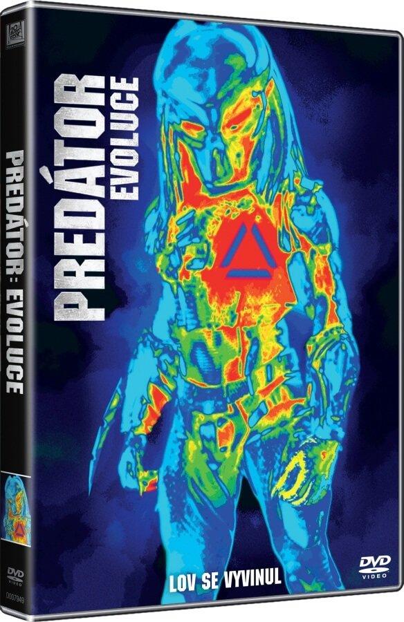 Predátor: Evoluce (DVD)