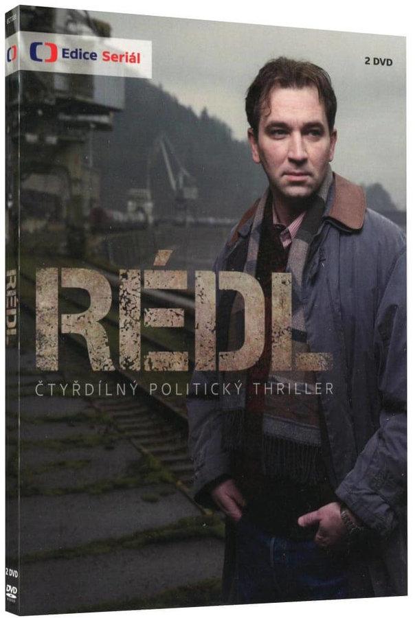 Rédl (2 DVD) - seriál