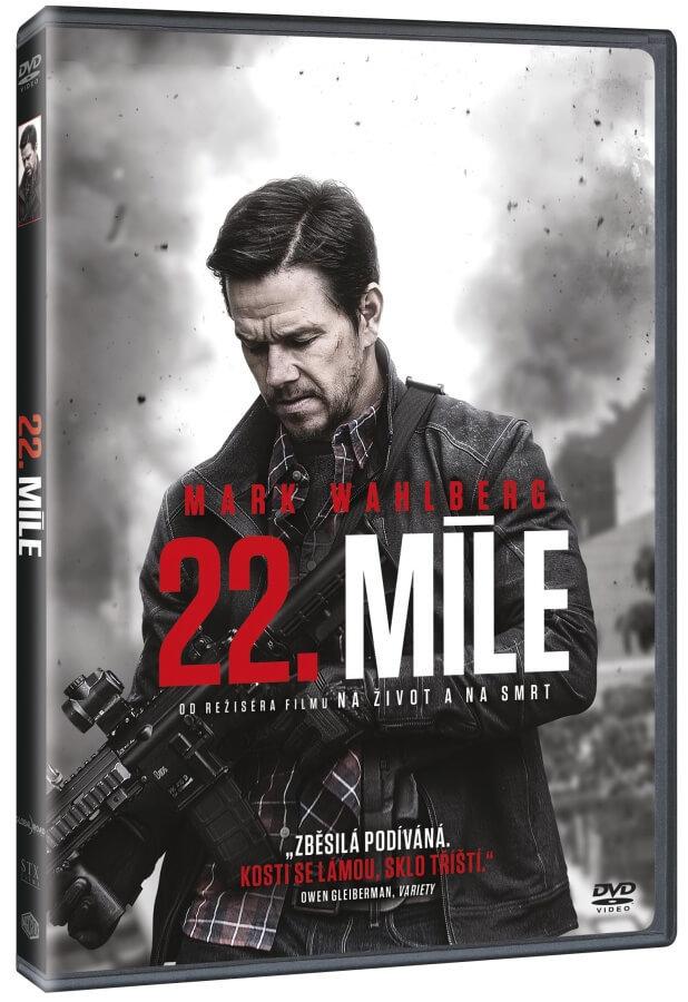 22. míle (DVD)