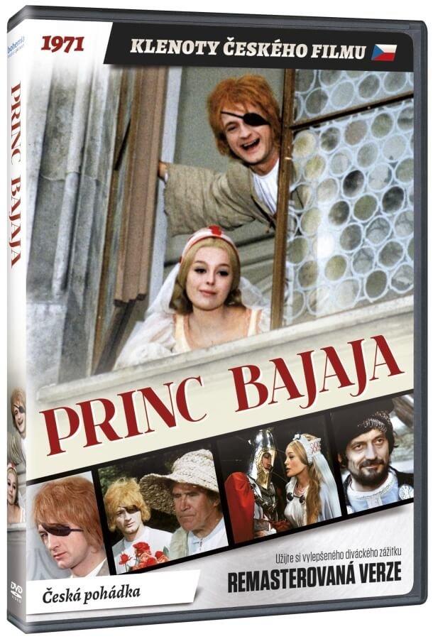 Princ Bajaja (DVD) - remasterovaná verze