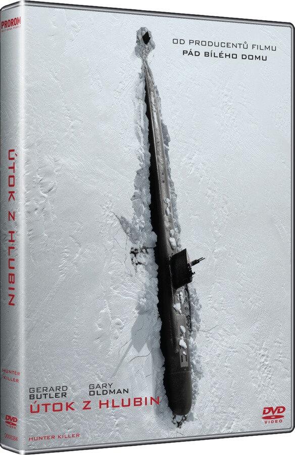 Útok z hlubin (DVD)