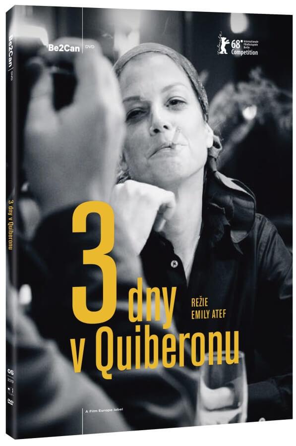 3 dny v Quiberonu (DVD)